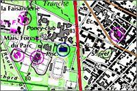 Le SCAN 25® et la BD CARTO® sont accessibles sur l'ensemble de la région