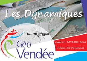 """Géo Vendée organise la 1ère édition des """" Dynamiques Géo Vendée """""""