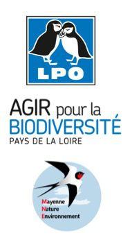 Une carte régionale de la faune vertébrée en Pays de la Loire